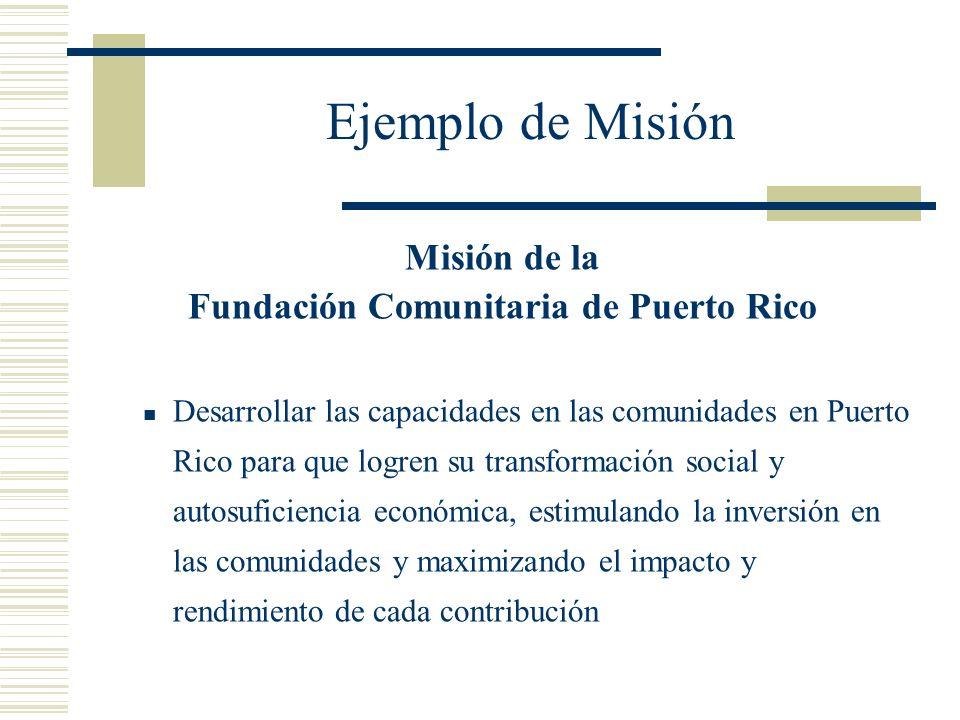 Fundación Comunitaria de Puerto Rico