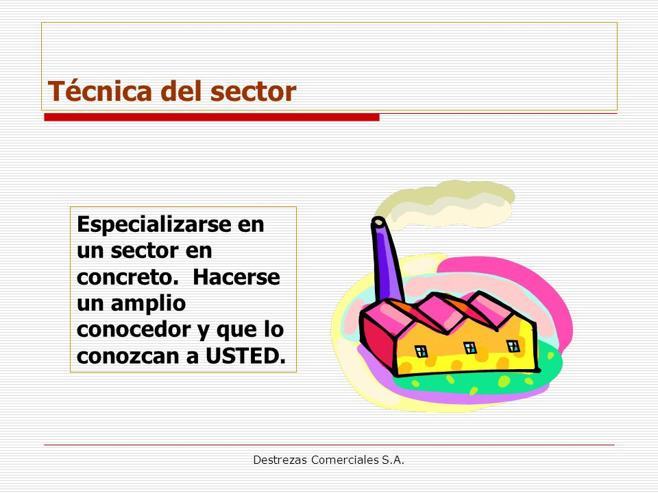 Destrezas Comerciales S.A.