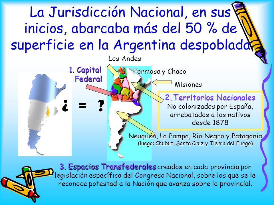 2.Territorios Nacionales