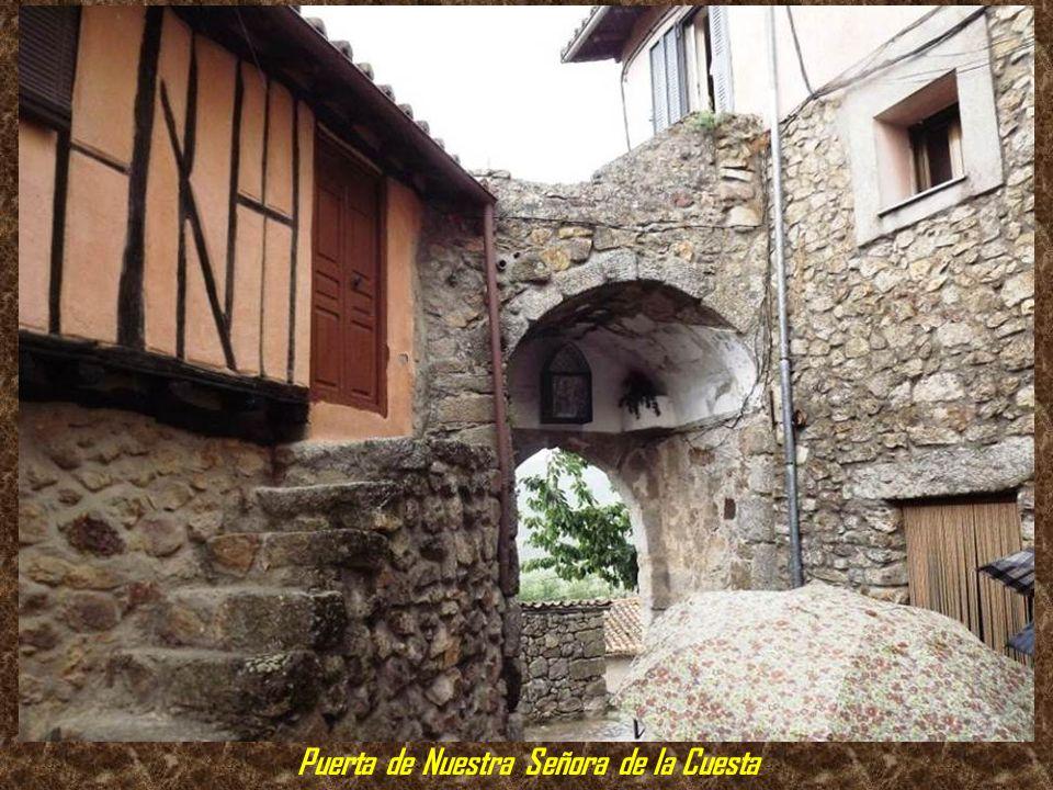 Puerta de Nuestra Señora de la Cuesta