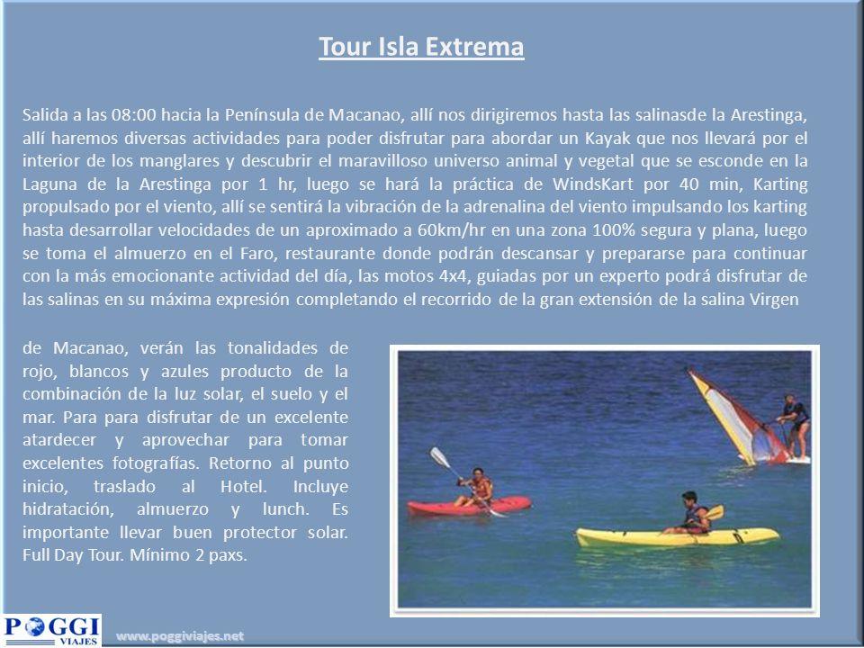 Tour Isla Extrema
