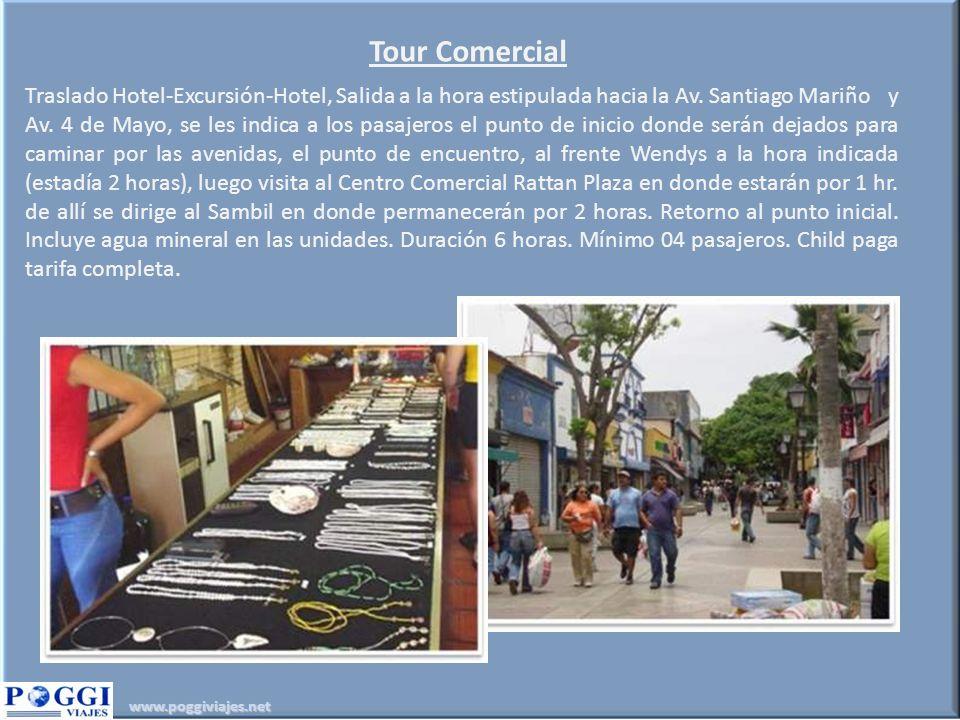 Tour Comercial