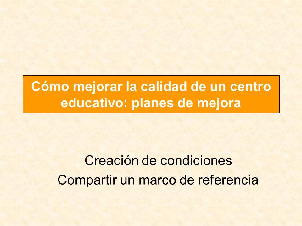 Cómo mejorar la calidad de un centro educativo: planes de mejora