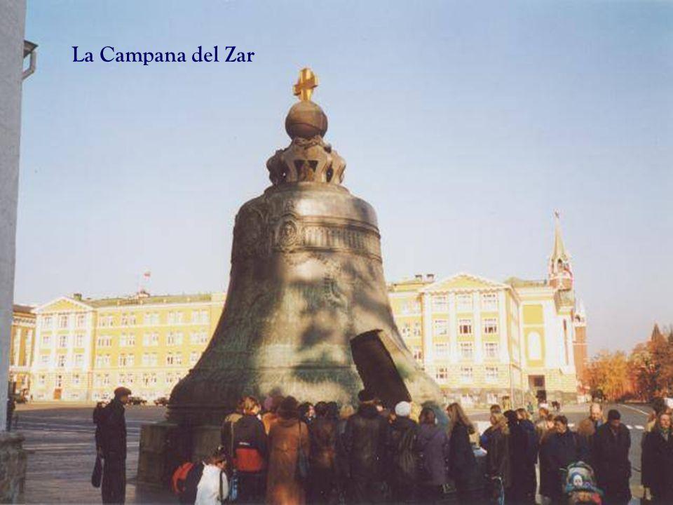 La Campana del Zar