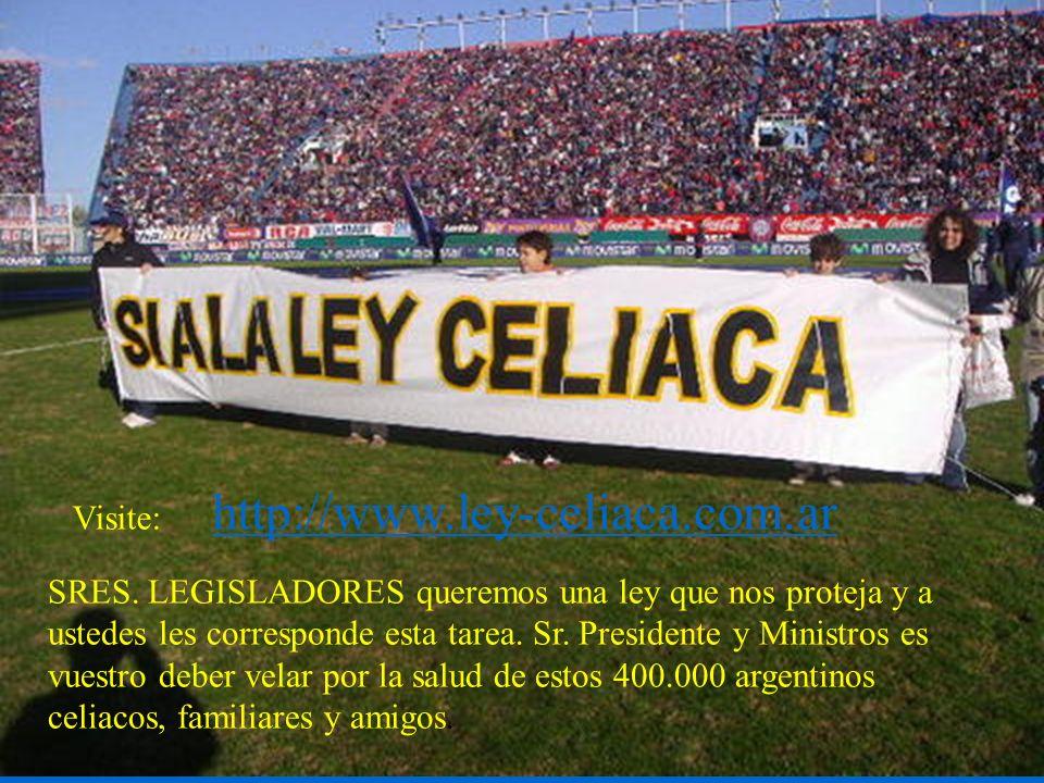 http://www.ley-celiaca.com.ar Visite: