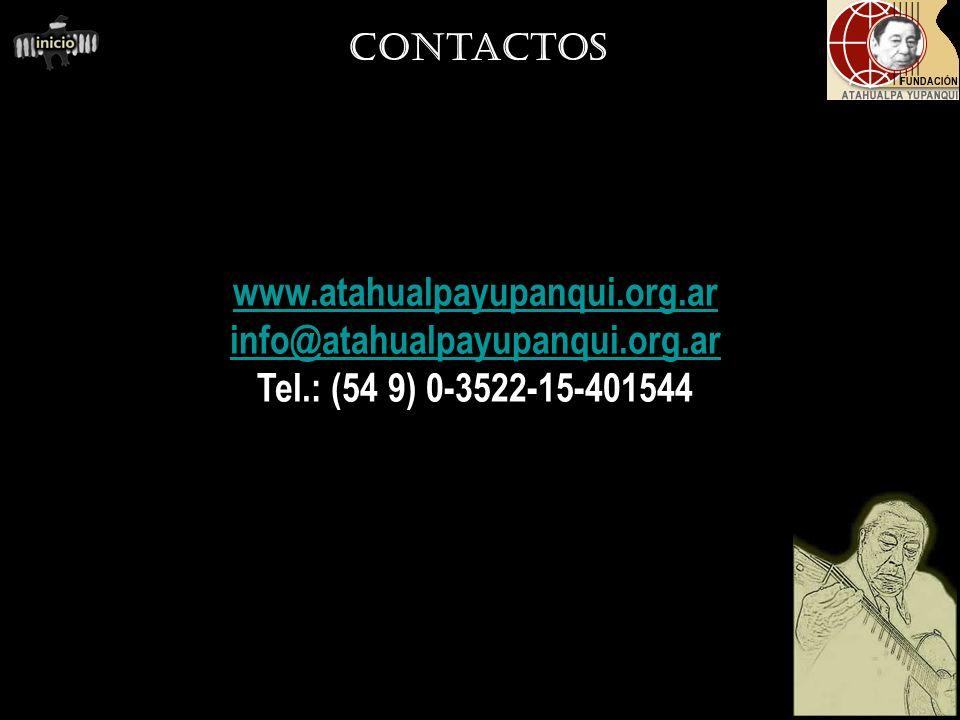 www.atahualpayupanqui.org.ar info@atahualpayupanqui.org.ar