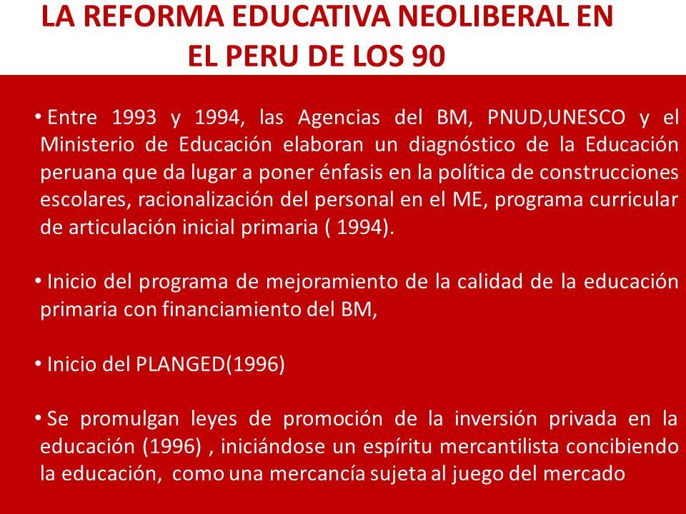 Politicas y reforma educativa ppt video online descargar for Programa curricular de educacion inicial