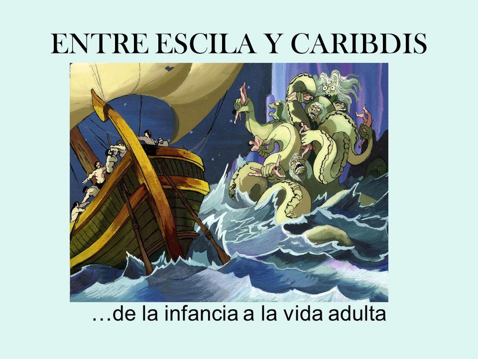 ENTRE ESCILA Y CARIBDIS