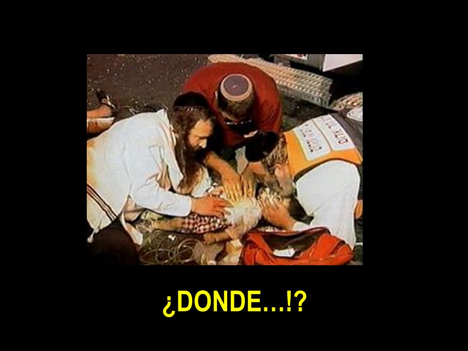 ¿DONDE…!