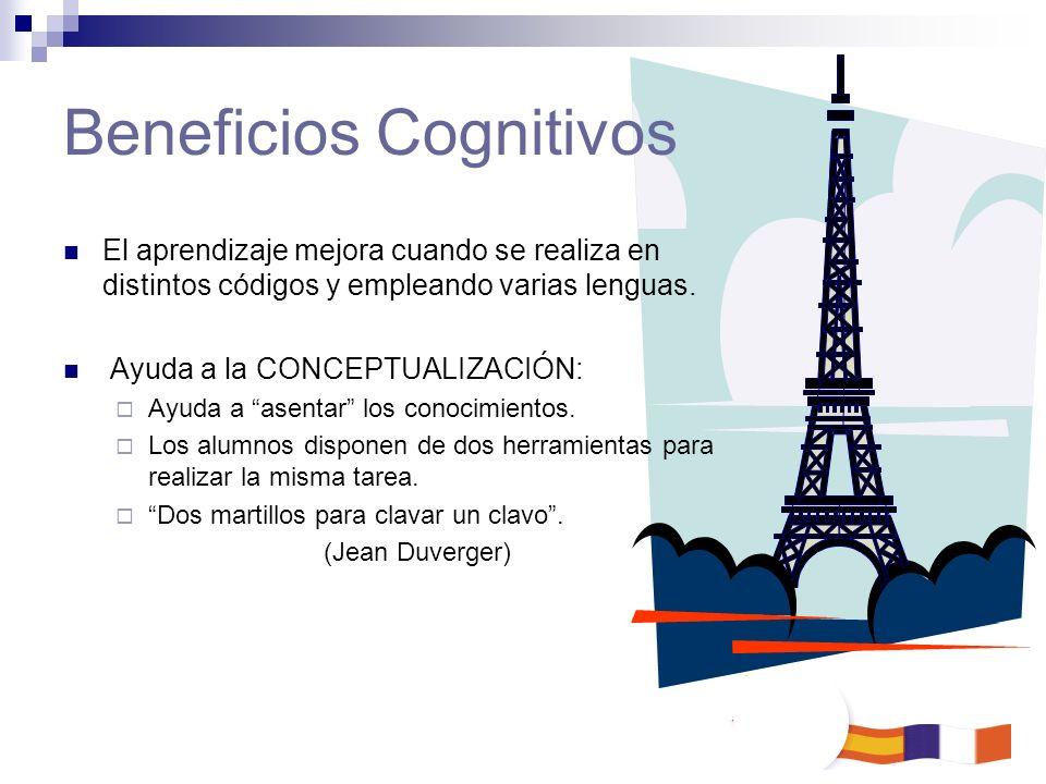 Beneficios Cognitivos