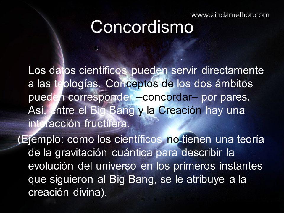 Concordismo