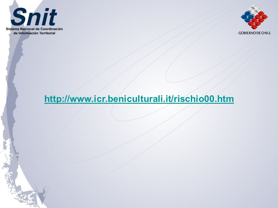http://www.icr.beniculturali.it/rischio00.htm
