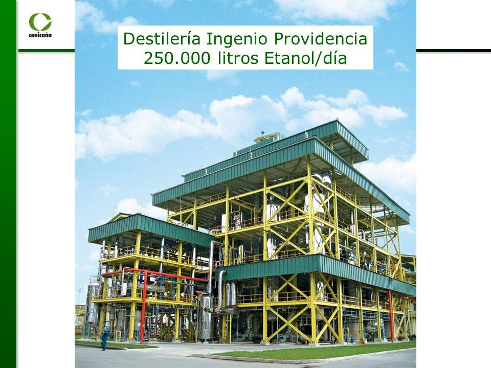 Destilería Ingenio Providencia