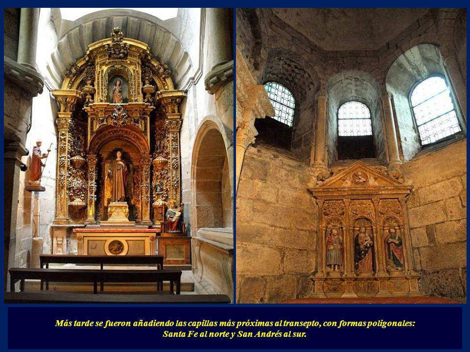 Santa Fe al norte y San Andrés al sur.