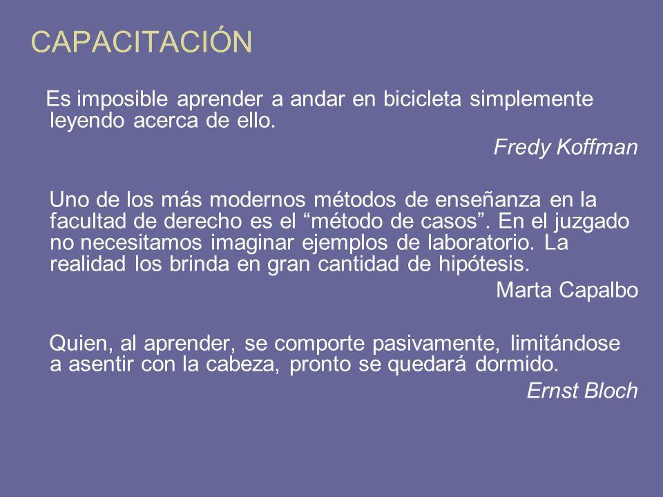 CAPACITACIÓN Fredy Koffman