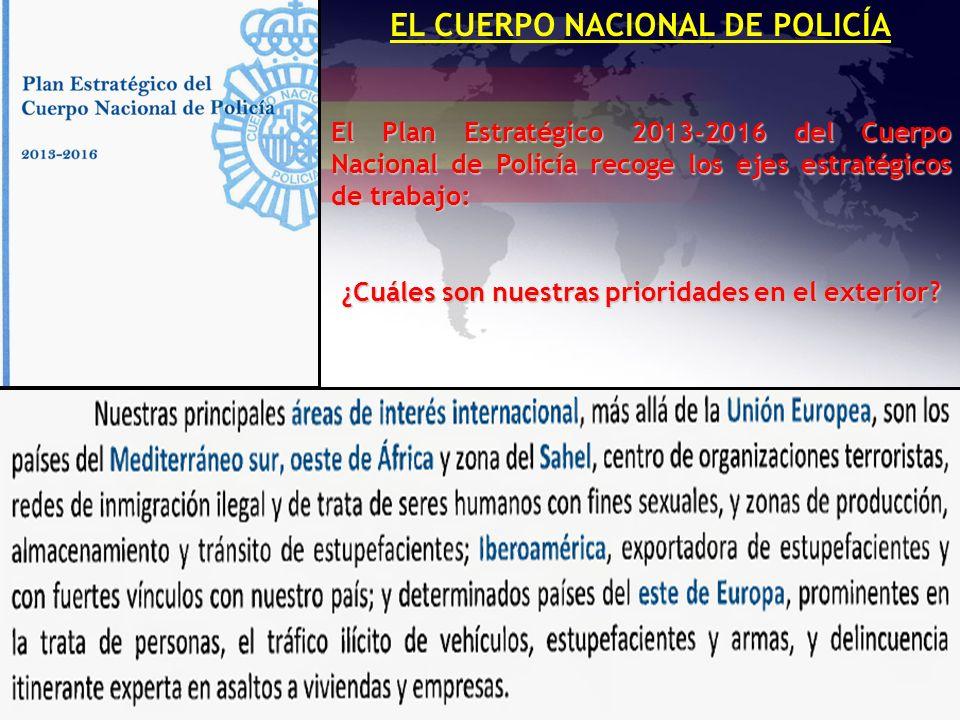 EL CUERPO NACIONAL DE POLICÍA