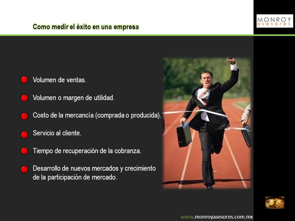 Como medir el éxito en una empresa