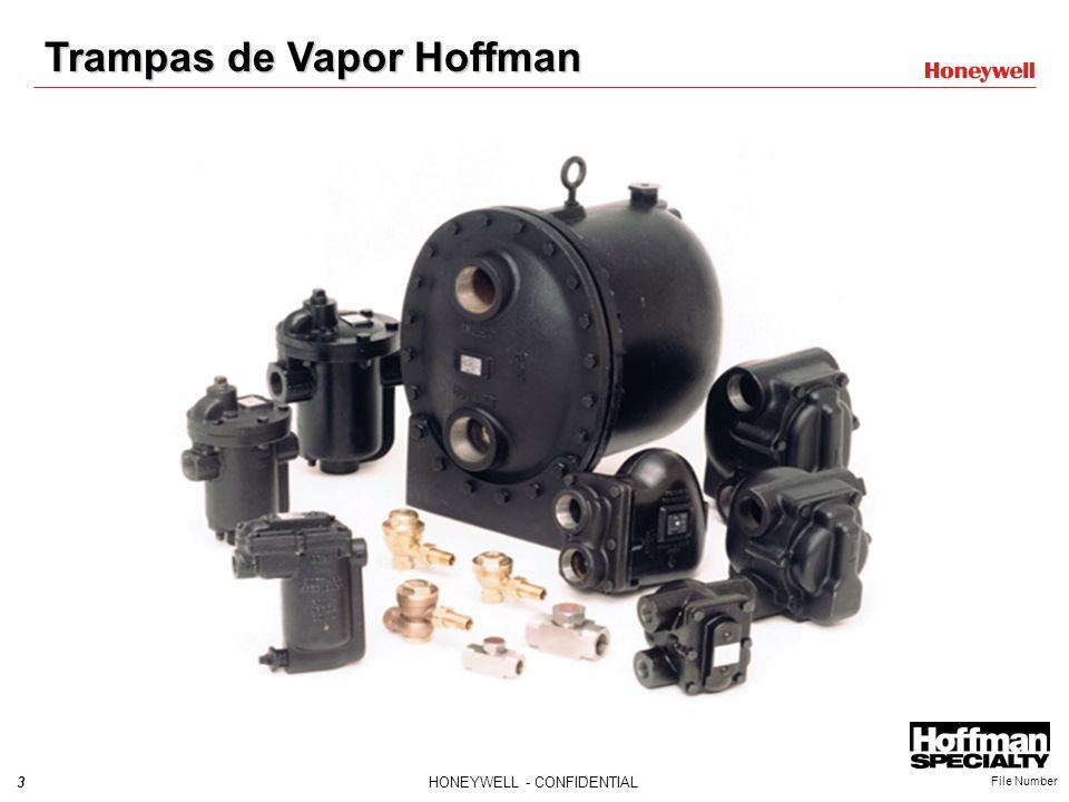 Trampas de Vapor Hoffman