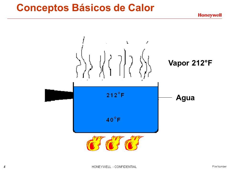 Conceptos Básicos de Calor