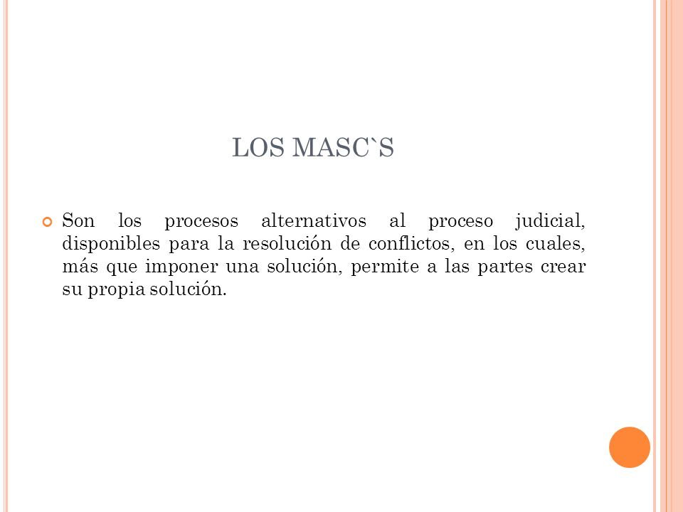 LOS MASC`S