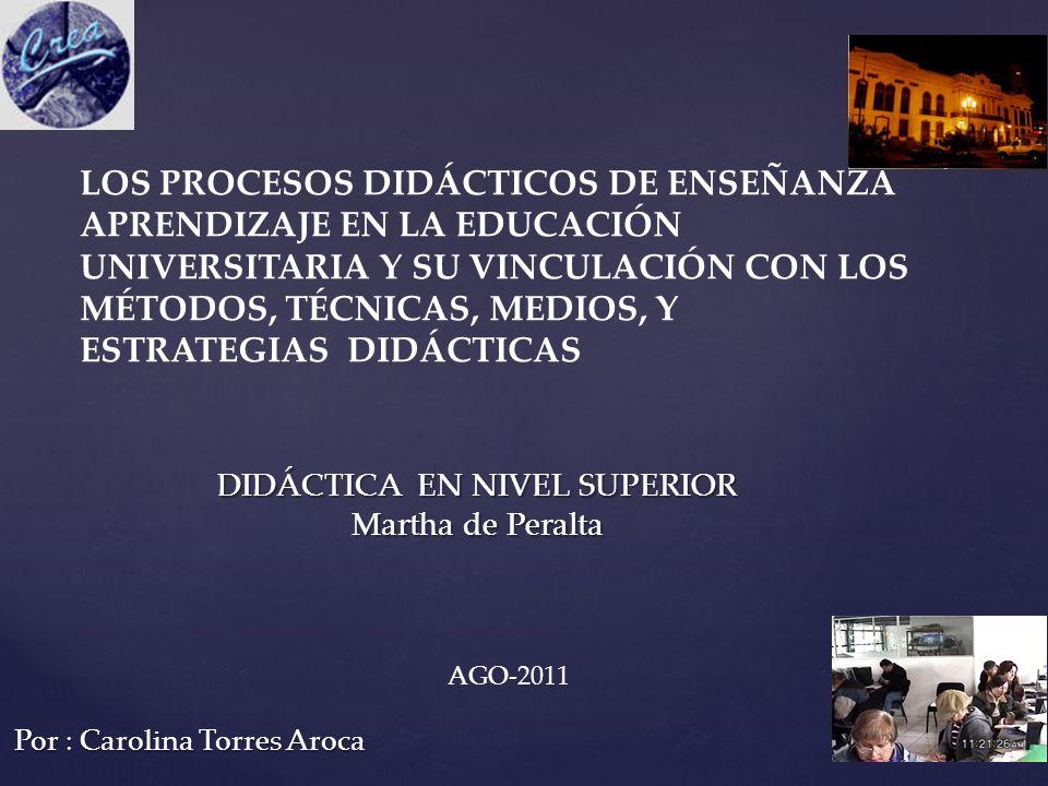 Por : Carolina Torres Aroca