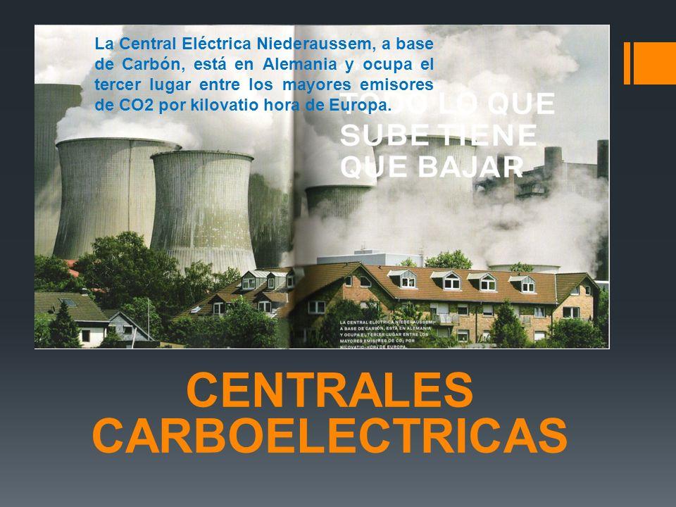 CENTRALES CARBOELECTRICAS