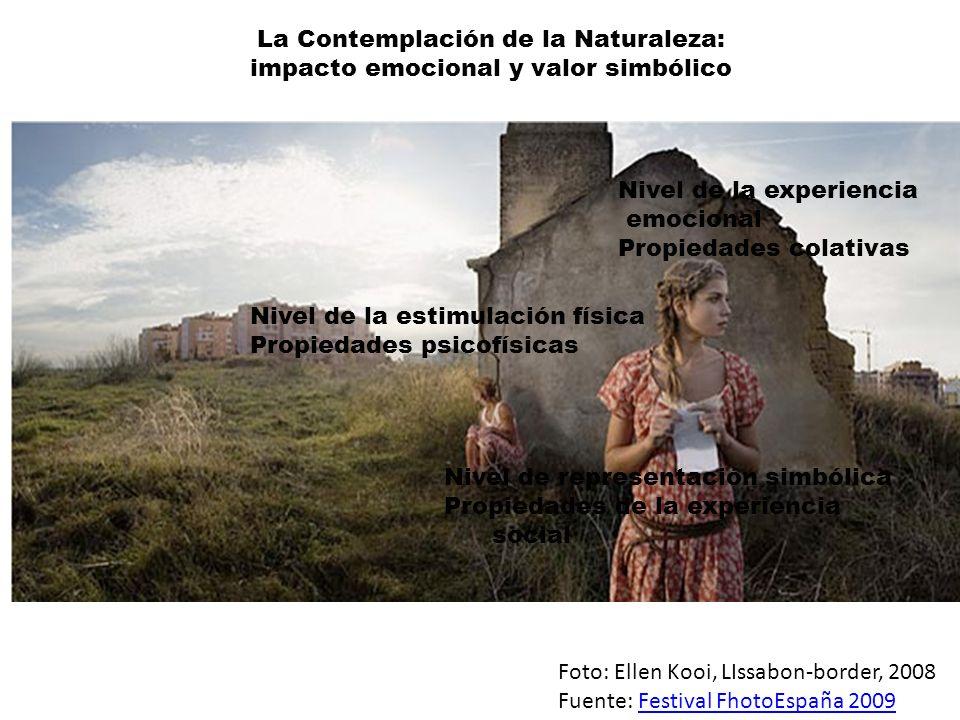 La Contemplación de la Naturaleza: impacto emocional y valor simbólico