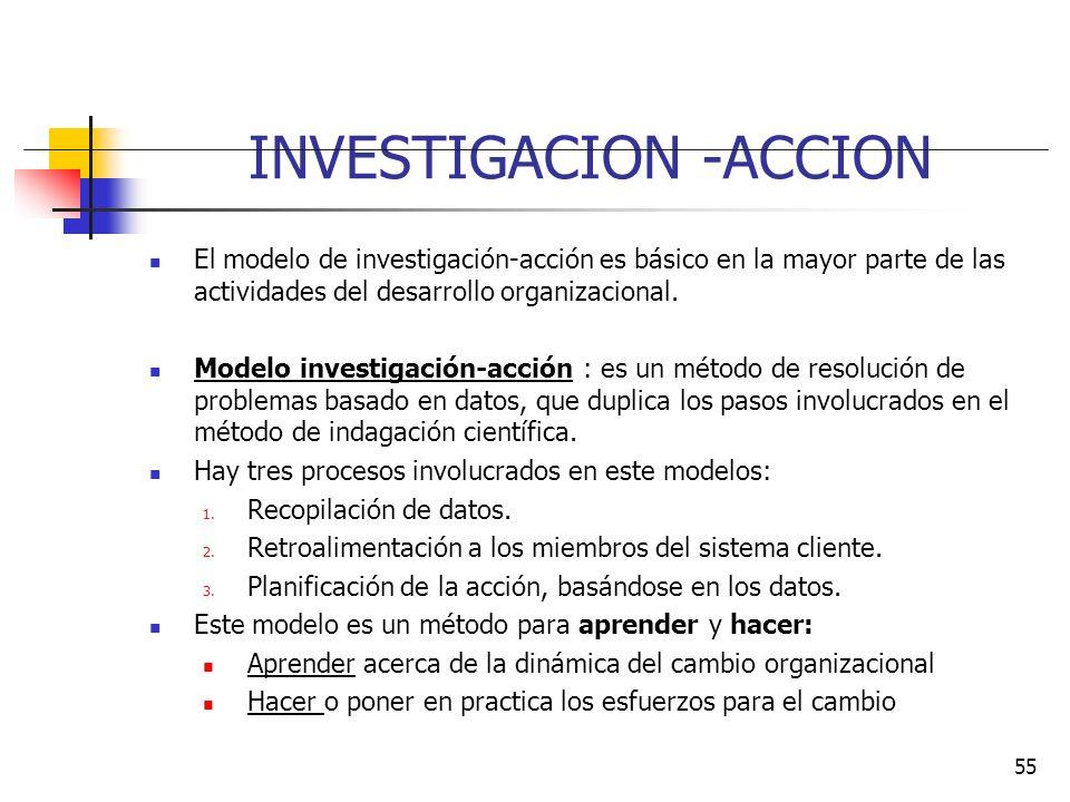 INVESTIGACION -ACCION