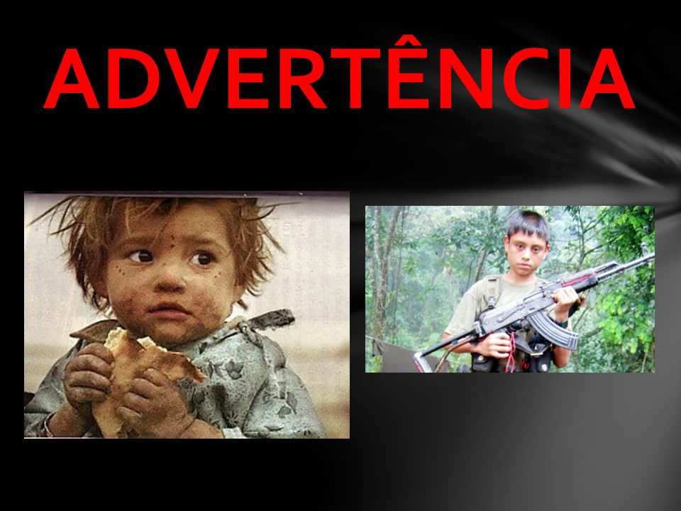 ADVERTÊNCIA