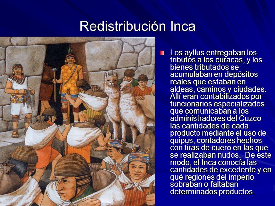 Redistribución Inca