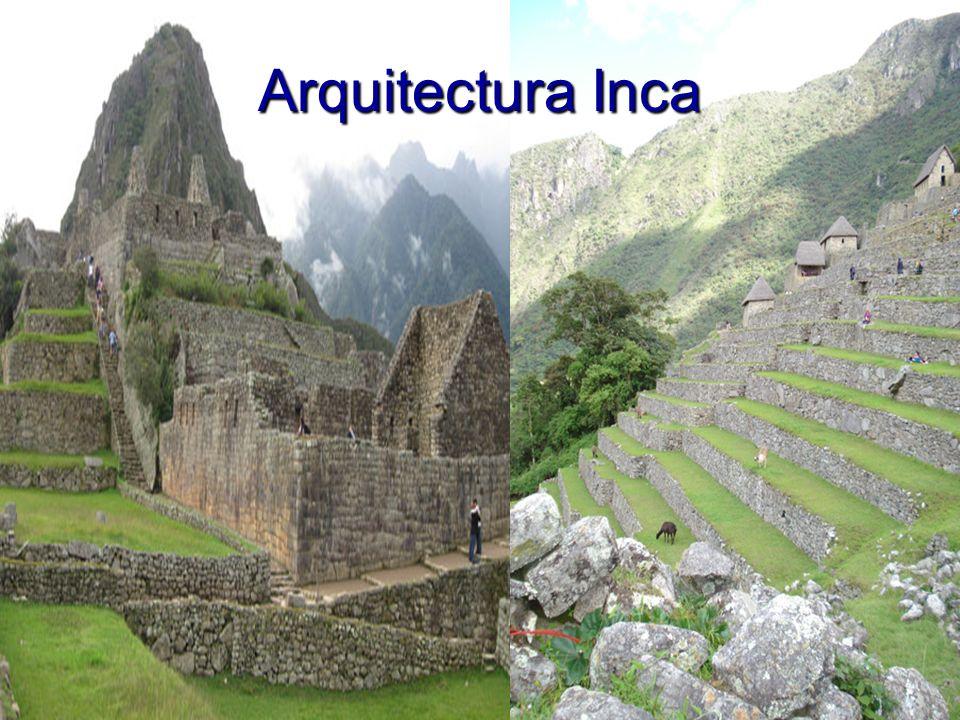 Civilizaciones precolombinas incas mayas aztecas ppt for Arquitectura quechua