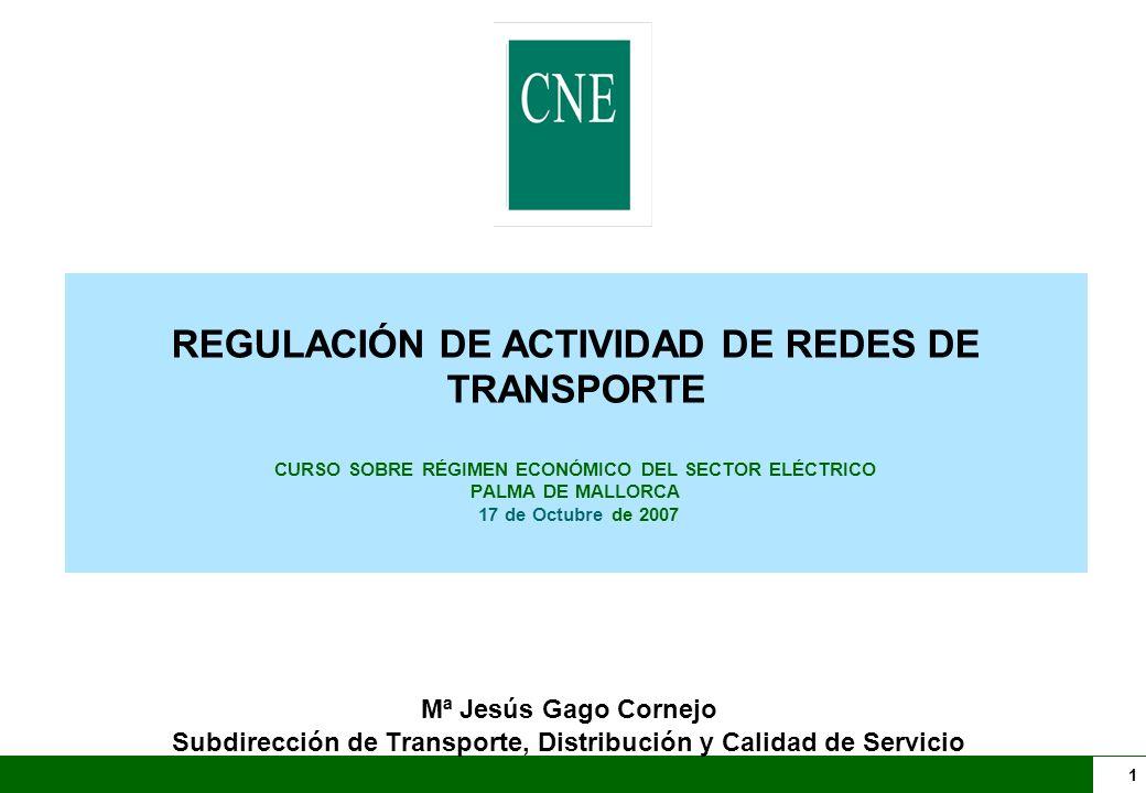 Subdirección de Transporte, Distribución y Calidad de Servicio