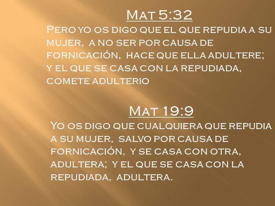 Mat 5:32