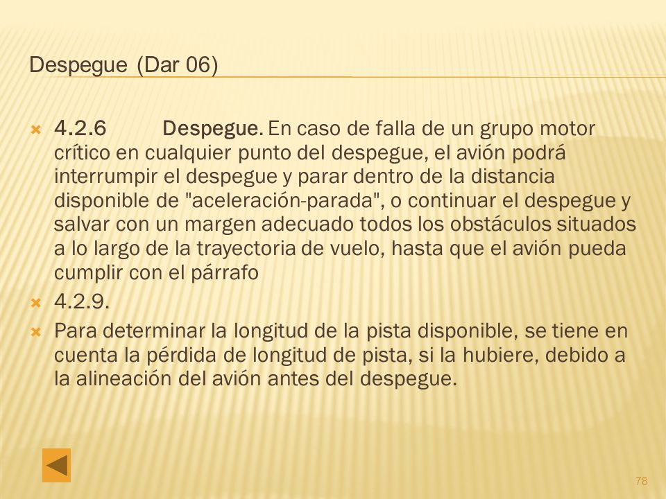 Despegue (Dar 06)
