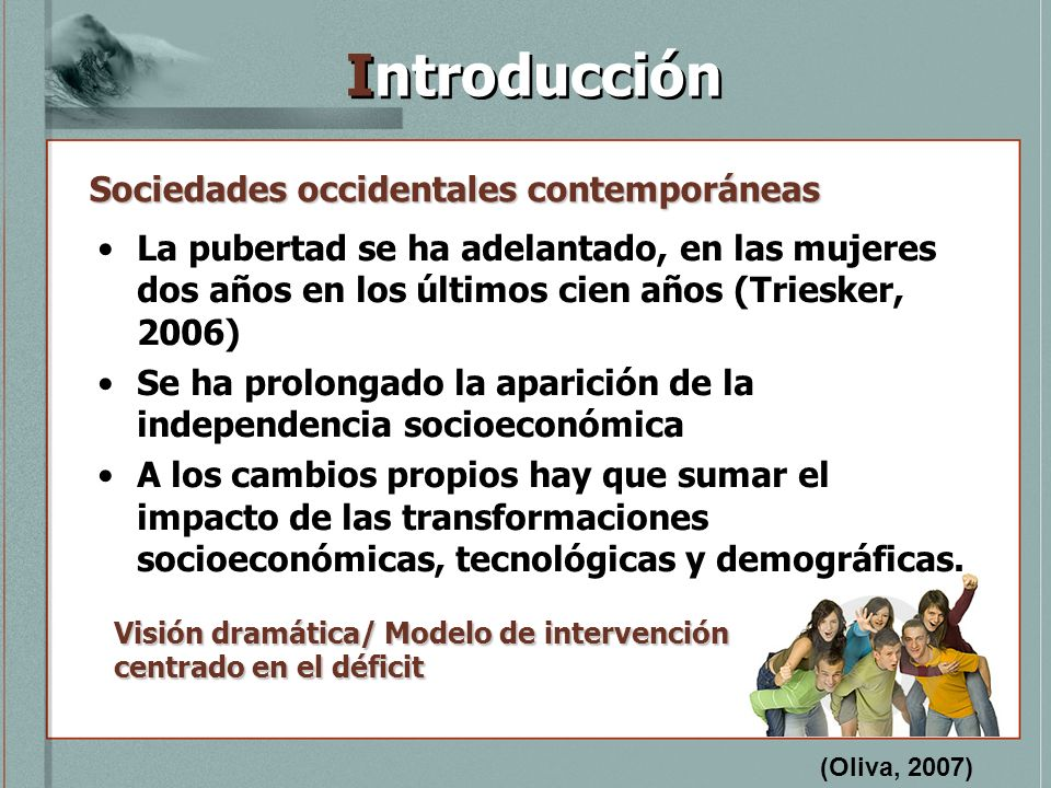 Introducción Sociedades occidentales contemporáneas