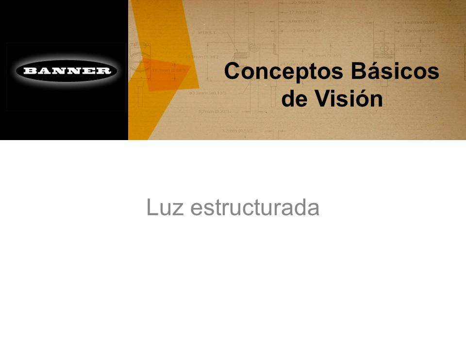 Conceptos Básicos de Visión
