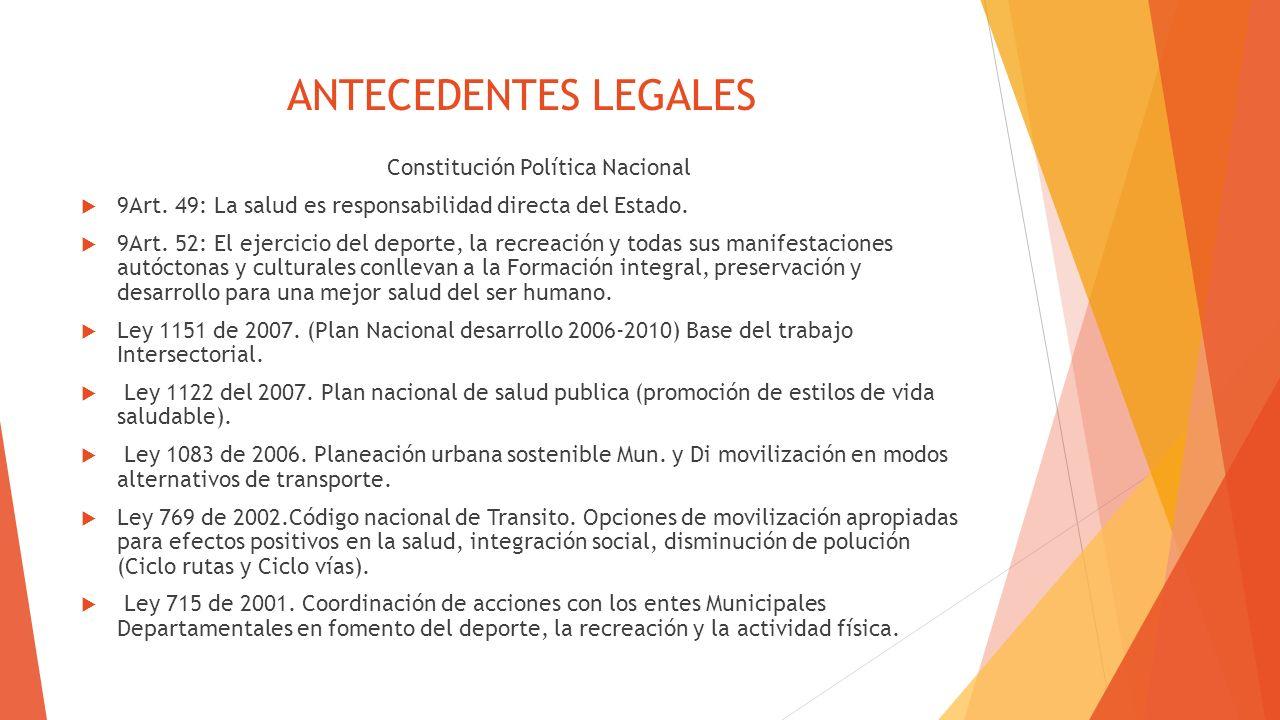 Constitución Política Nacional