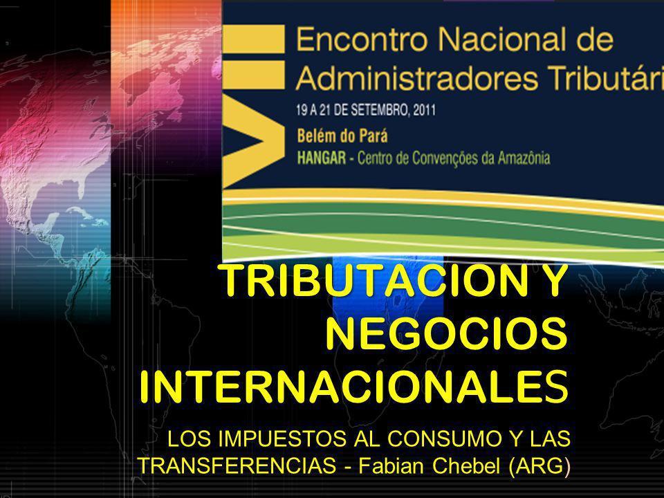 TRIBUTACION Y NEGOCIOS INTERNACIONALES