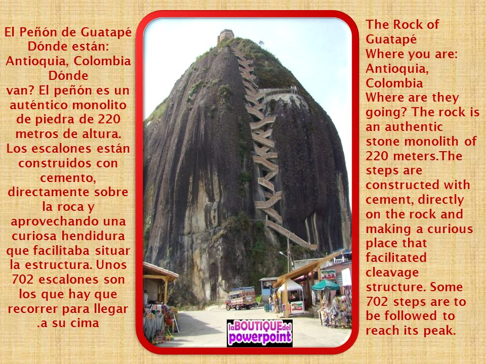 Dónde están: Antioquia, Colombia