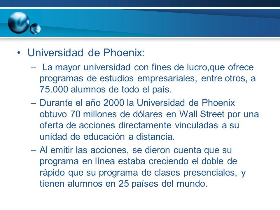 Universidad de Phoenix: