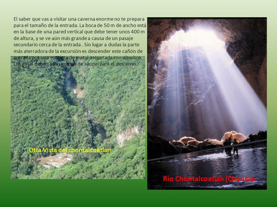 Río Chontalcoatlan (Chonta):