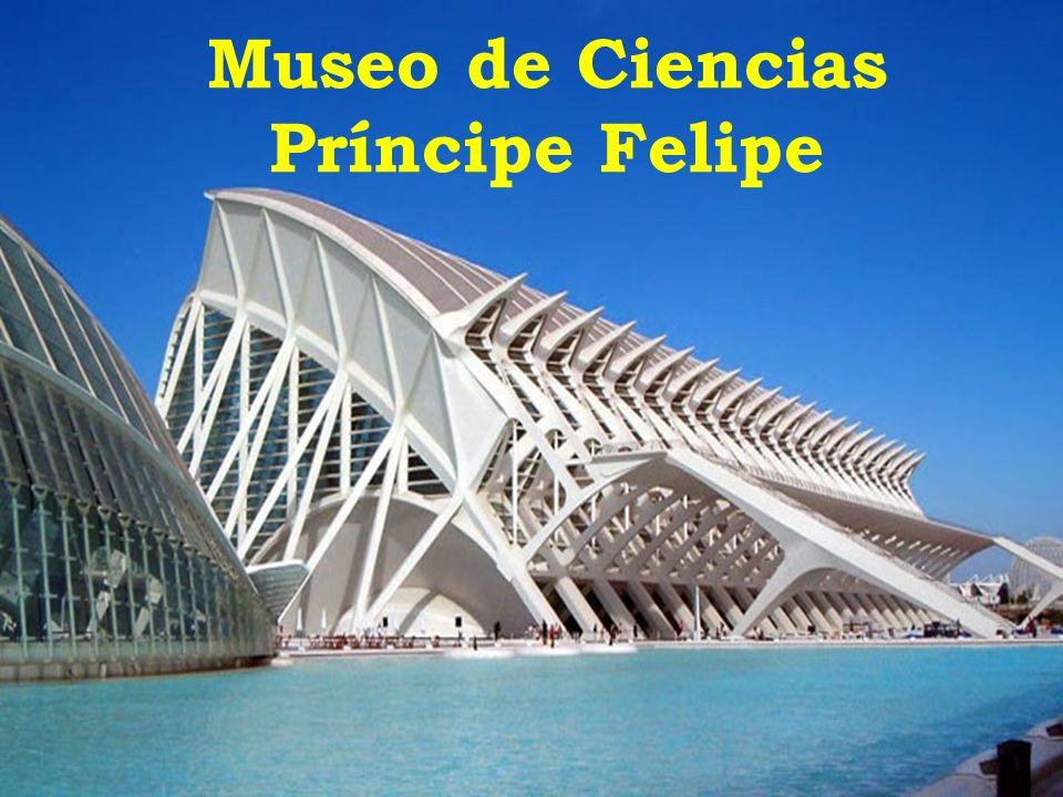 Museo de Ciencias Príncipe Felipe
