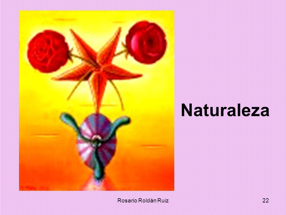 Naturaleza Rosario Roldán Ruiz