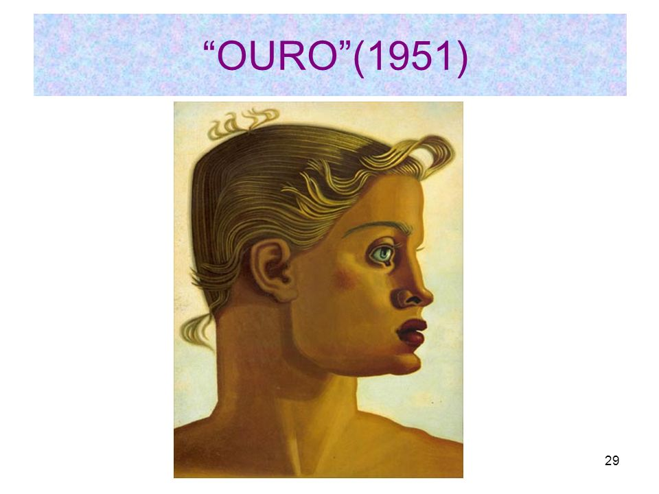 OURO (1951) Rosario Roldán Ruiz