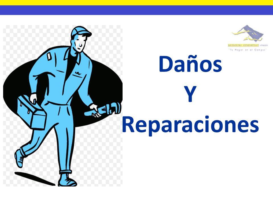 Daños Y Reparaciones