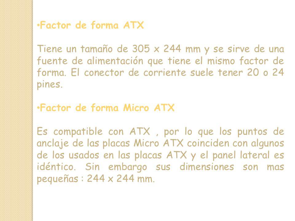 Factor de forma ATX