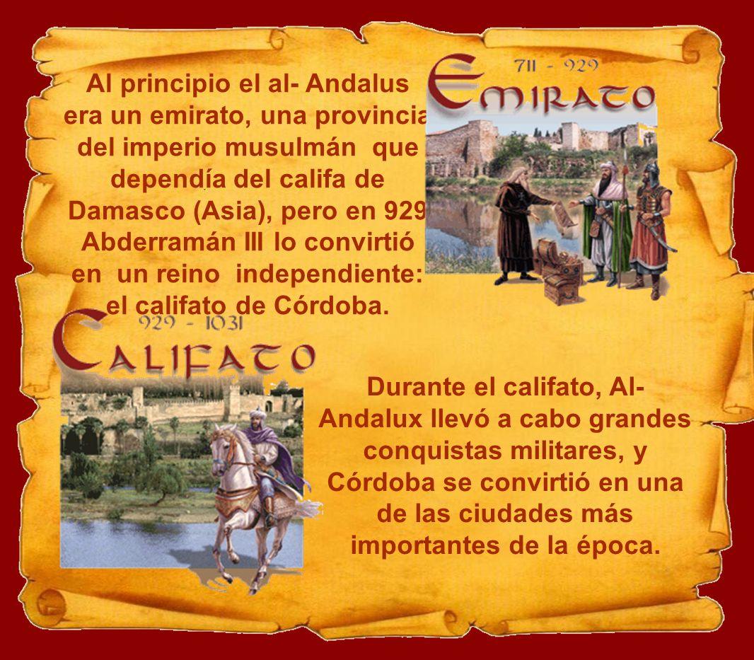 Al principio el al- Andalus