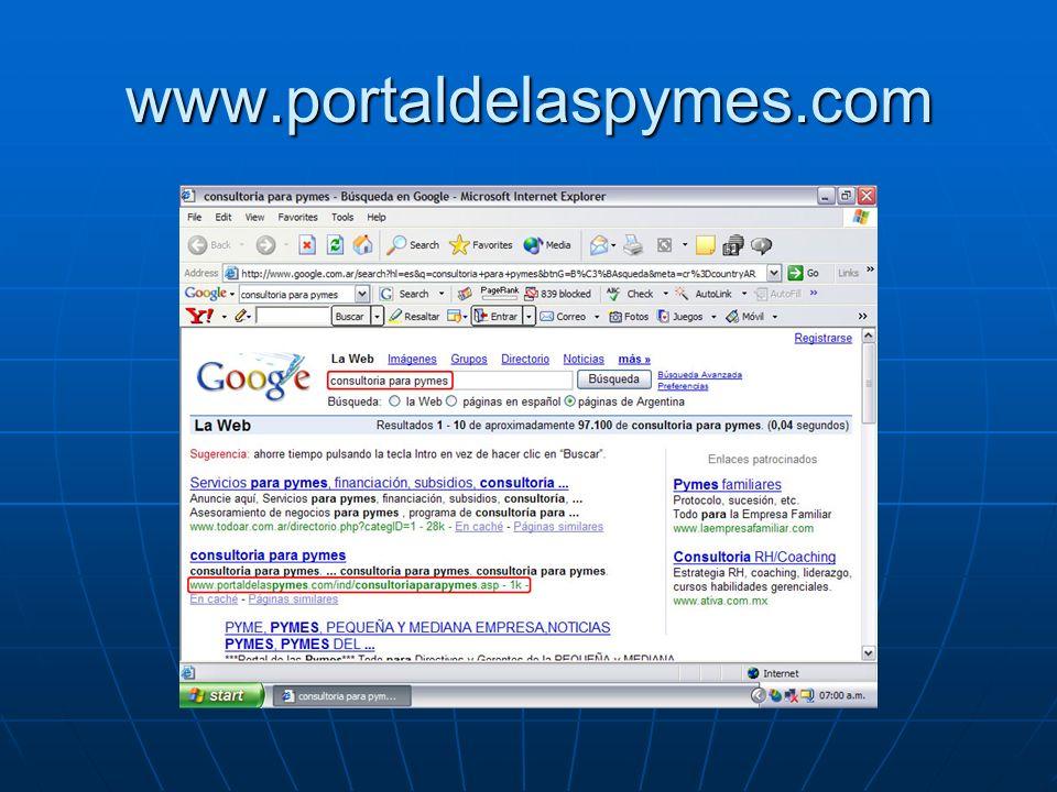www.portaldelaspymes.com