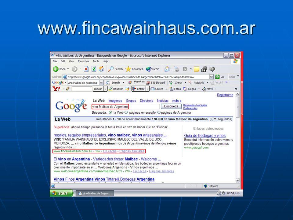 www.fincawainhaus.com.ar