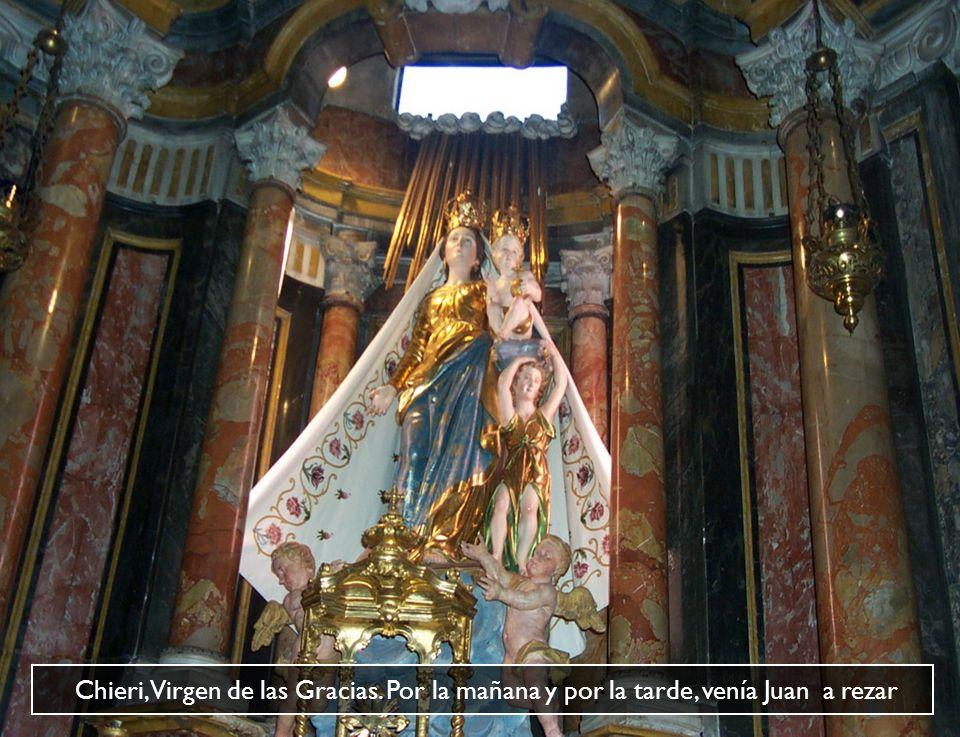 Chieri, Virgen de las Gracias